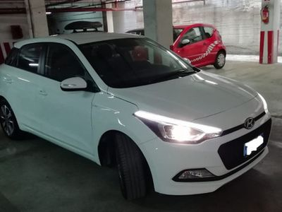 used Hyundai i20 2ª serie GPL - 2017