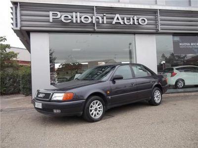 usata Audi 100 2.0 E 16V cat TUTTA TAGLIANDATA 1 PROPIETAR