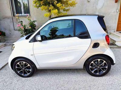 usata Smart ForTwo Cabrio 1000 52 kW MHD pure