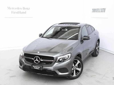 second-hand Mercedes GLC350 d 4Matic Coupe Sport
