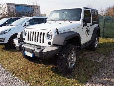 usata Jeep Wrangler Assetto, HARD TOP Soft TOP