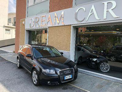 usata Audi A3 Sportback 2.0 TDI 140 CV CON TRAZIONE INTEGRALE 4