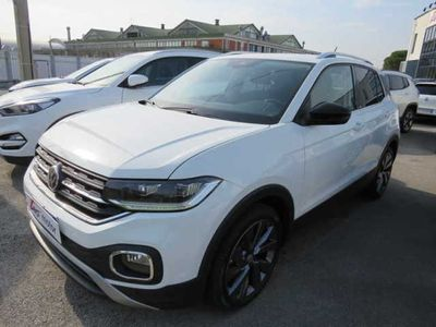 brugt VW T-Cross - 1.0 tsi First Edition 115cv