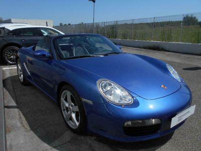 usata Porsche Boxster 2.7 24V 245CV UFFICIALE ITALIA APPROVED