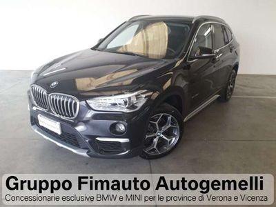 usata BMW X1 sDrive18d xLine Aut.