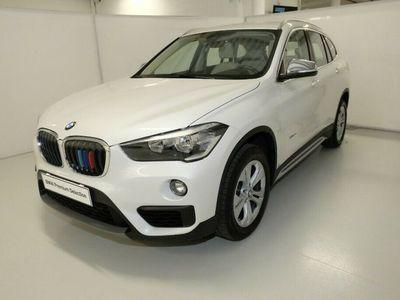 usata BMW X1 sDrive16d Advantage del 2017 usata a Asti