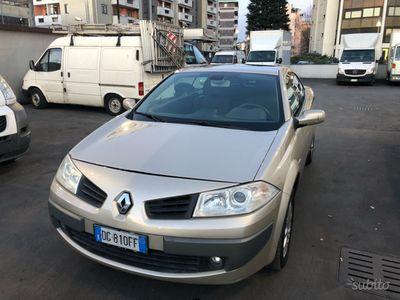 usata Renault Mégane Cabriolet II 1.6 cambio automatico