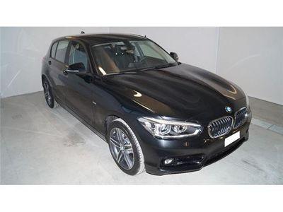 usata BMW 118 Serie 1 d 5p. Sport del 2016 usata a Asti