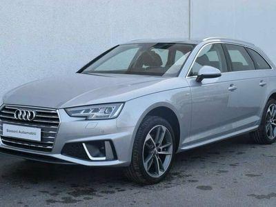 usata Audi A4 Avant 35 TDI 150CV S tronic S line edition