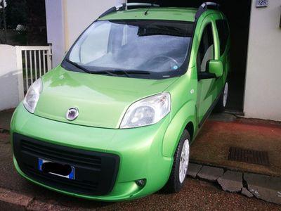 käytetty Fiat Qubo - 1.3 mjt con 84.000 km del 2009