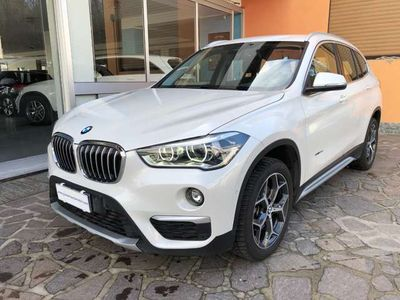 usata BMW X1 xDrive18d xLine AUTOMATIC UNICO PROPR. BELLISSIMA!