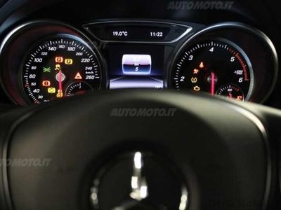 usata Mercedes CLA200 d 4Matic Automatic Sport