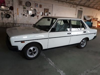 second-hand Fiat 131 - 1980