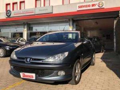 usata Peugeot 206 1.6 16v 110cv uniproprietario usato garantito benzina