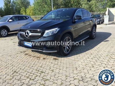 used Mercedes 350 CLASSE GLE COUPE GLE couped Premium 4matic auto