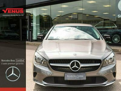 usata Mercedes 200 CLA Classe Sh.Brake - X117 D Shooting Braked (cdi) Sport 4matic auto