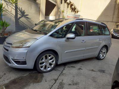 usata Citroën C4 Picasso gran 2.0 exclusive fullll com