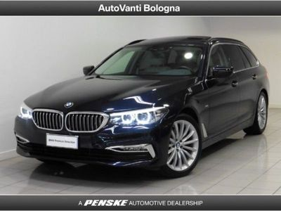 brugt BMW 520 Serie 5 d xDrive Touring Luxury