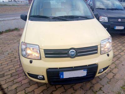 käytetty Fiat Panda 4x4 1.3 mj climbing- 2006