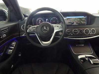 used Mercedes S350 d 4Matic