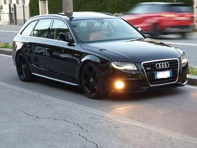 usata Audi A4 Avant 3.0 V6 TDI 245 CV quattro S tro