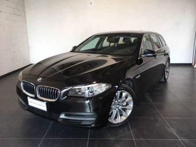usata BMW 518 Serie 5 Touring d Business aut. del 2016 usata a San Giovanni Teatino