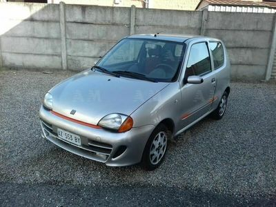 usata Fiat Cinquecento 1.1i cat Sporting del 1998 usata a Lainate