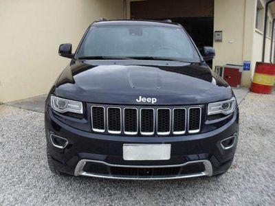 brugt Jeep Grand Cherokee 3.0 V6 CRD 250 CV Multije