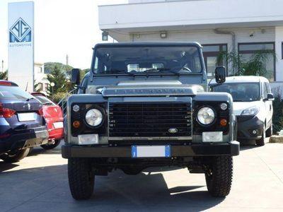 brugt Land Rover Defender 90 2.2 TD4 Station Wagon N1