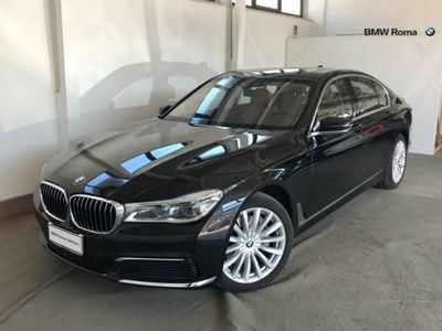 used BMW 740 d xDrive