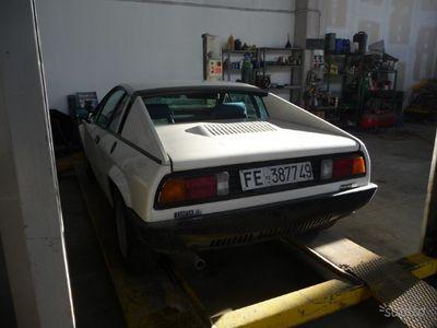 usata Lancia Beta Montecarlo - 27000 km Da collezione