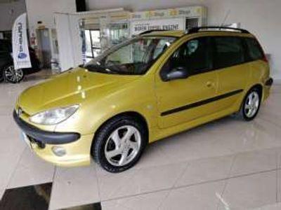 usata Peugeot 206 1.6 16V SW XS rif. 11495717
