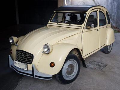 usata Citroën 2CV Special Cabrio #GM