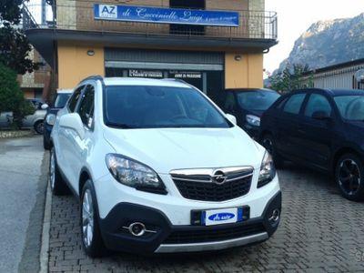 usado Opel Mokka 1.7 130 cv 4x2 s&s cosmo 2015