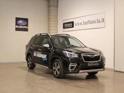 usata Subaru Forester 1ª-2ª ser. 5ª serie 2.0 e-Boxer MHEV Lineartronic Premium