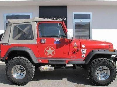 usata Jeep Wrangler Laredo