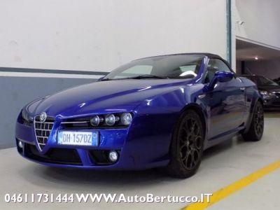 usata Alfa Romeo Spider 2.2 JTS Exclusive del 2007 usata a Trento