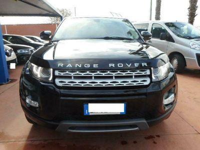 usata Land Rover Range Rover evoque 2.2 Sd4 5p. Prestige TETTO+BIXENON+PELLE