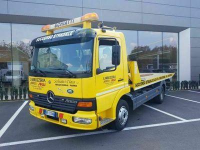 usata Mercedes 190 Atego 817 carro attrezzi soccorso stradale