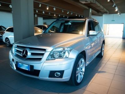 używany Mercedes GLK220 CDI blue efficent 4 matic sport