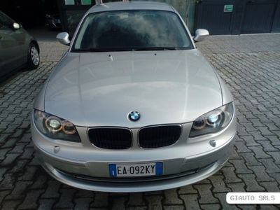 usata BMW 116 d 2.0 116 cv eletta 5 porte