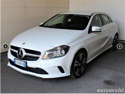 second-hand Mercedes 180 cla sse a (w176)executive diesel