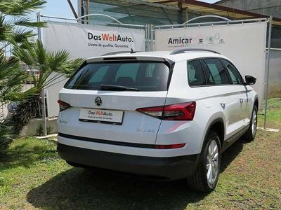 usado Skoda Kodiaq 2.0 TDI SCR DSG Executive NAVI FULL LED RETROCAMER