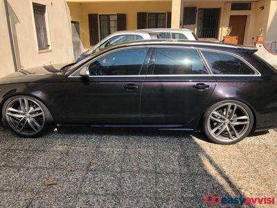 usata Audi RS6 avant
