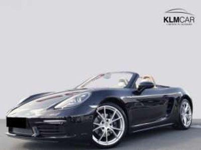 used Porsche 718 boxster 2.0 *navi*pelle*led*bi-xeno* benzina