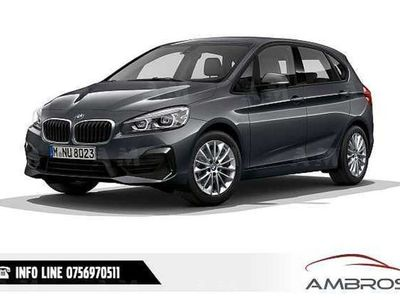 usata BMW 216 Serie 2 Active Tourer d Sport nuova a Corciano