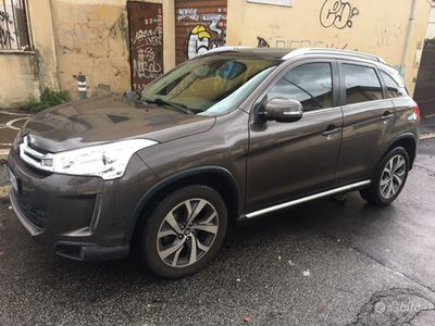 usata Citroën C4 Aircross 1.8 HDi 150 Stop&Start 2WD Exclusive