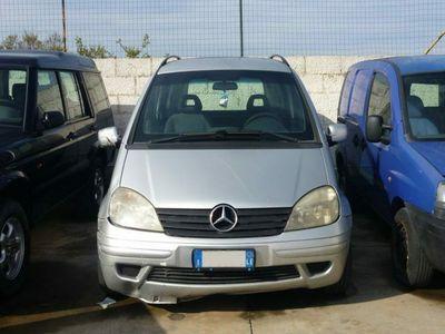 gebraucht Mercedes Vaneo 1.7 CDI cat Trend Autocarro (N1) 4 Posti