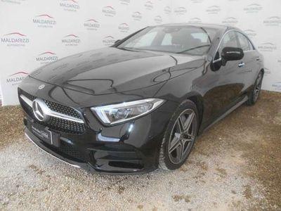 usata Mercedes CLS350 Mod. 350 d 4Matic Auto Premium