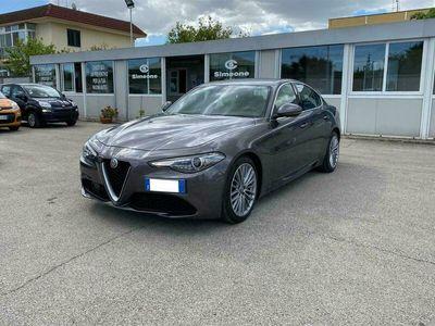 usata Alfa Romeo Giulia super 2.2 mj 180cv e6
